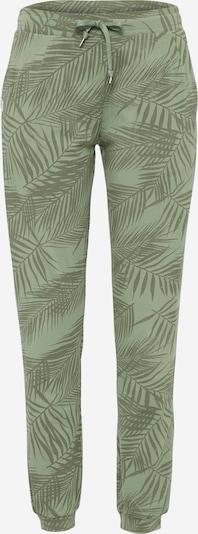 Iriedaily Hose 'La Palma' in oliv / pastellgrün, Produktansicht
