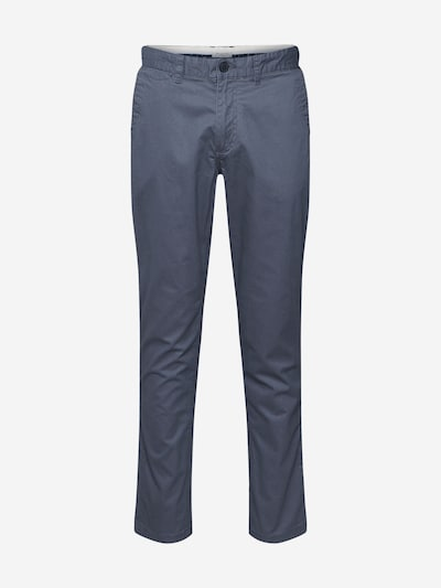 Pantaloni 'SLHSLIM-JOSHUA PANTS W' SELECTED HOMME pe gri: Privire frontală