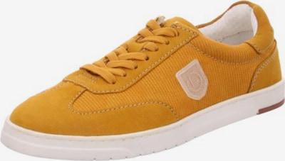 bugatti Schnürschuhe in gelb, Produktansicht