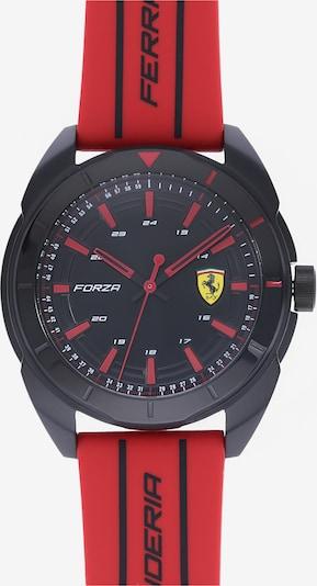 Scuderia Ferrari Uhr 'Forza' in rot / schwarz, Produktansicht