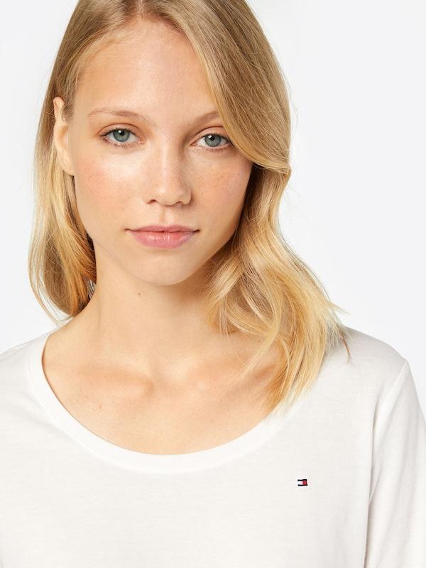 TOMMY HILFIGER Shirt 'JEANA SCOOP-NK'