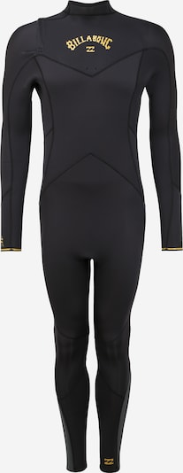 BILLABONG Obleka iz neoprena '302 furn abso cz gbs' | črna barva, Prikaz izdelka