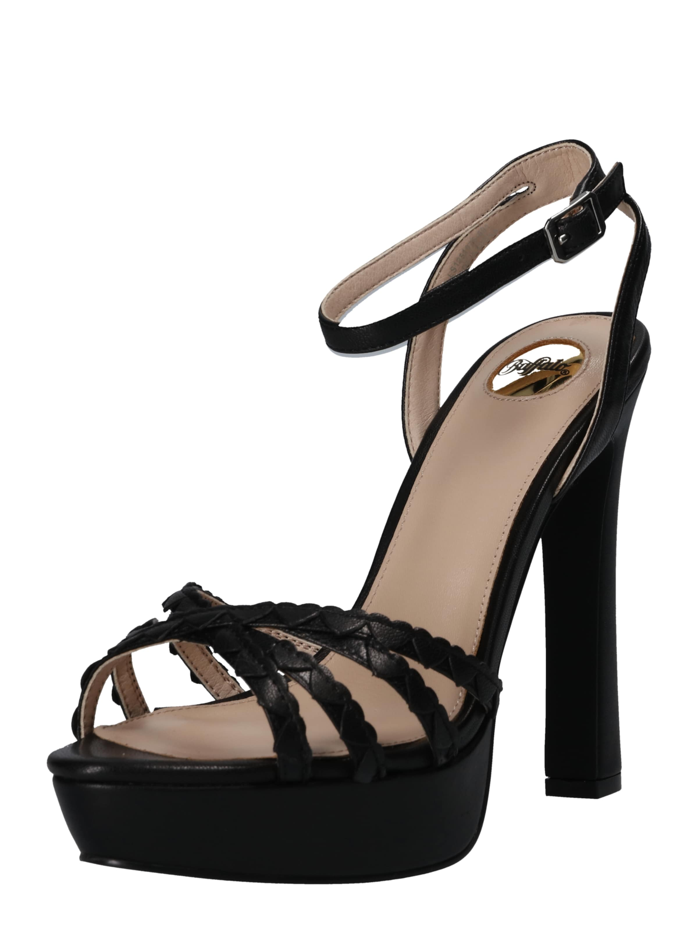 BUFFALO High Heels  MARZIPAN
