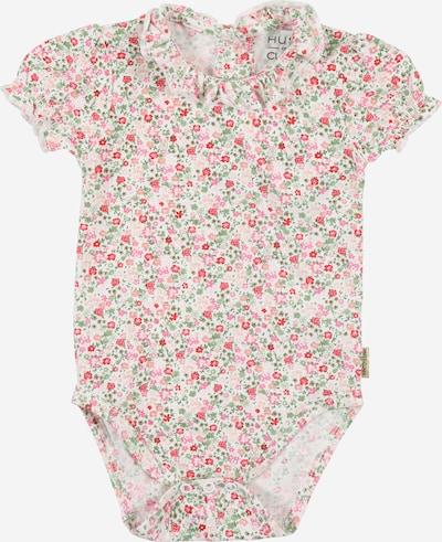 Hust & Claire Body 'Bina' in grün / rosa / weiß, Produktansicht