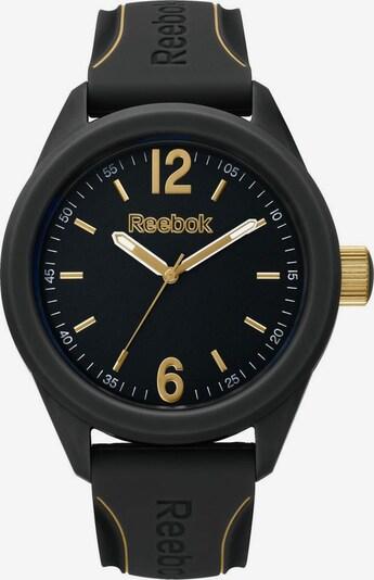 REEBOK Quarzuhr 'Spindrop Speed, RF-SDS-G2-PBIB-B3' in gold / schwarz, Produktansicht