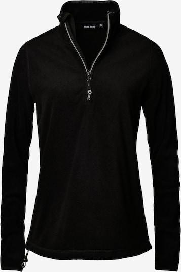 CODE-ZERO Functionele fleece jas 'Wavesom' in de kleur Zwart, Productweergave