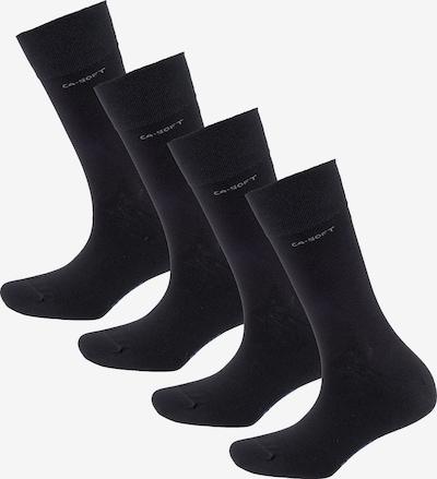 camano Socken in dunkelblau, Produktansicht