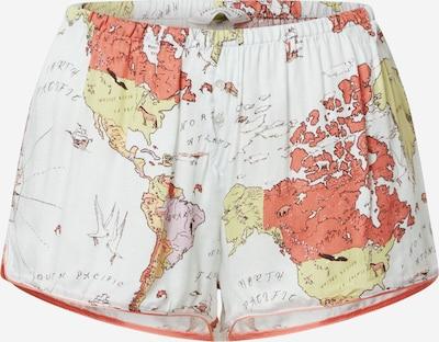 Hunkemöller Pyjamahose 'Woven World' in mischfarben, Produktansicht