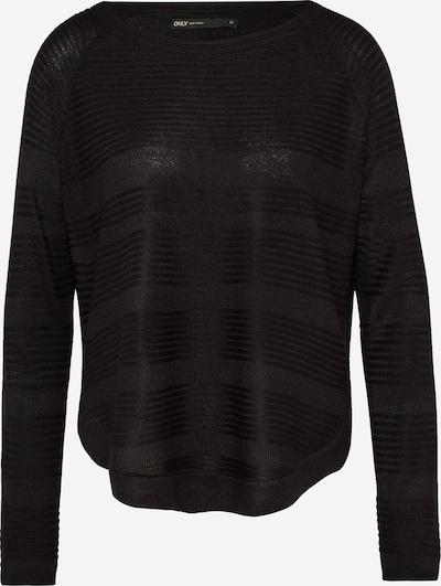 ONLY Feinstrick-Pullover 'CAVIAR' in schwarz, Produktansicht
