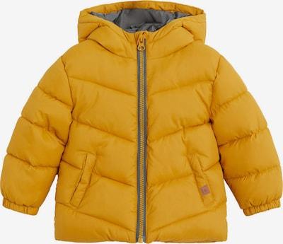 MANGO KIDS Jacke in gelb, Produktansicht