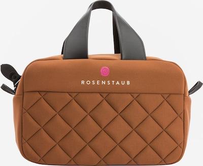 Rosenstaub Tasche Neoprene 'Bag 34' in braun, Produktansicht