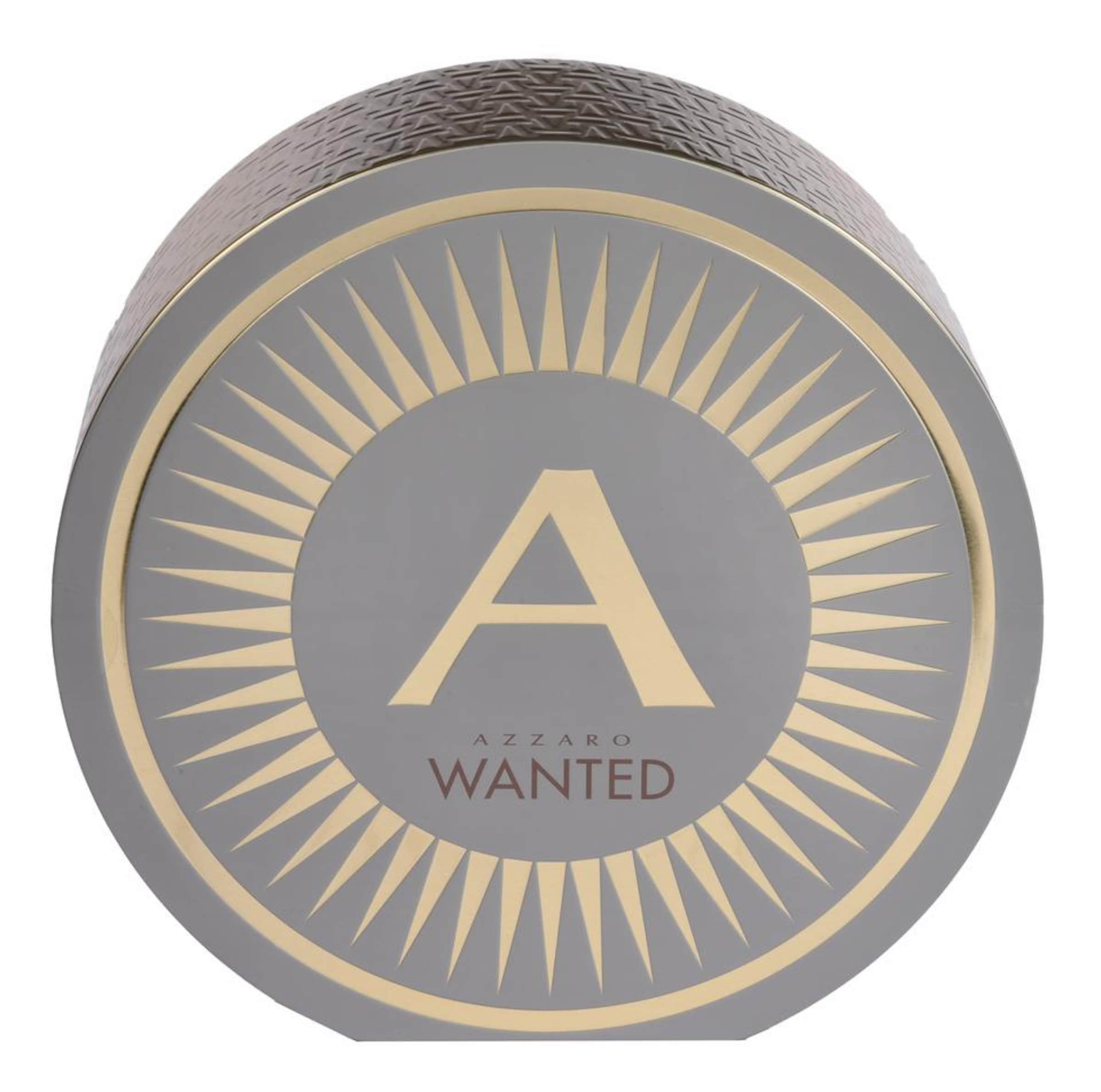 AZZARO 'Wanted' 100ml, Duftset (2 tlg.)
