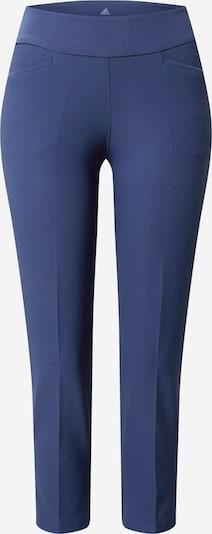 adidas Golf Sporthose in dunkelblau, Produktansicht