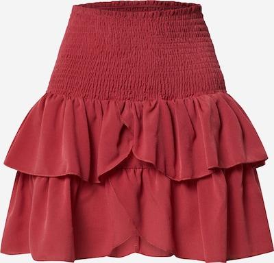 Fustă 'Carin Skirt' Neo Noir pe zmeură, Vizualizare produs