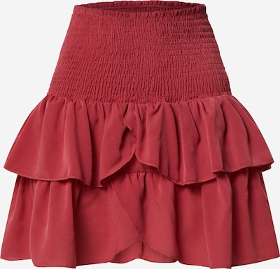 Neo Noir Rock 'Carin Skirt' in himbeer, Produktansicht