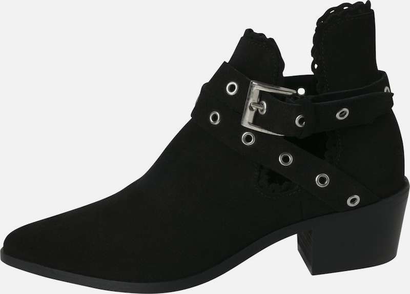 PIECES Wildleder-Stiefel
