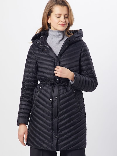 BOGNER Mantel 'Brooke-D' in navy, Modelansicht