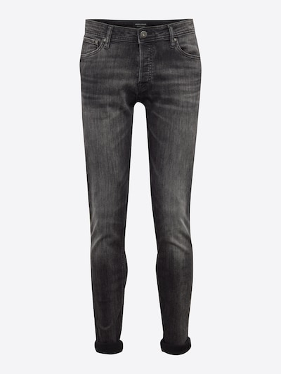 JACK & JONES Jeans 'Glenn' in black denim, Produktansicht