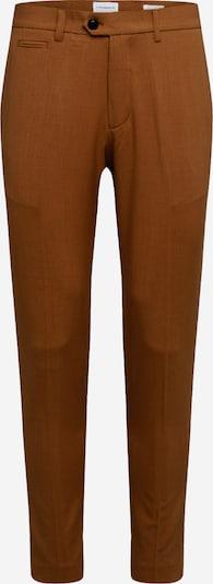 Lindbergh Viikidega püksid 'Club pants' pruun, Tootevaade
