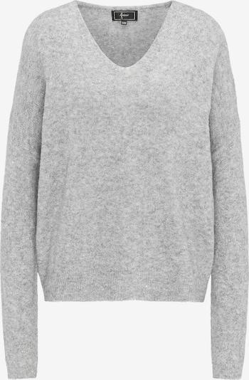 faina Pullover in graumeliert, Produktansicht