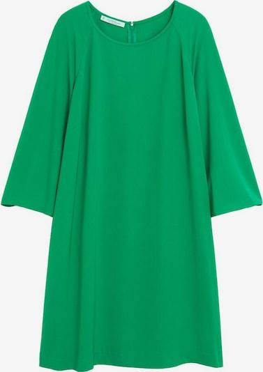 VIOLETA by Mango Kleid 'Cruce' in grün, Produktansicht