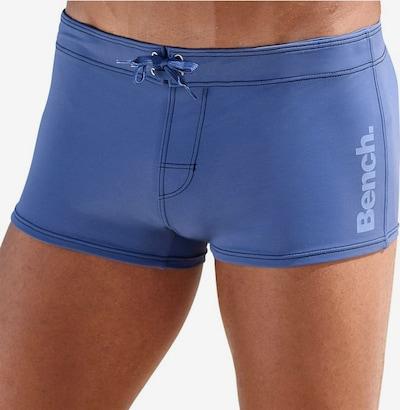 BENCH Boxer-Badehose in blau, Produktansicht