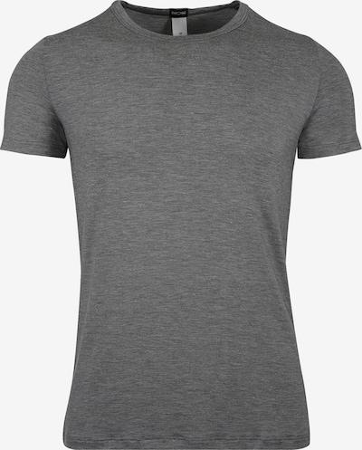 HOM T-Shirt in anthrazit, Produktansicht