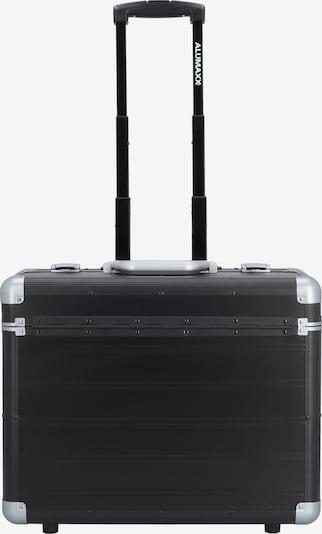 ALUMAXX Pilotenkoffer in schwarz, Produktansicht