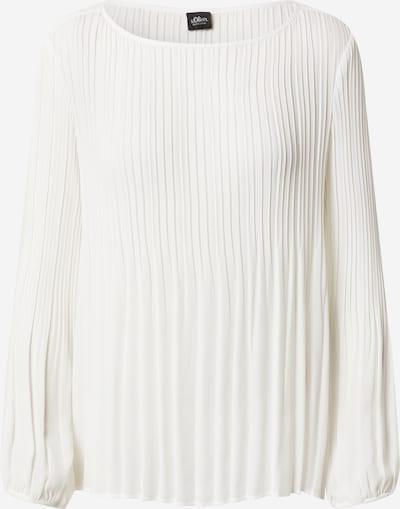Camicia da donna s.Oliver BLACK LABEL di colore bianco, Visualizzazione prodotti