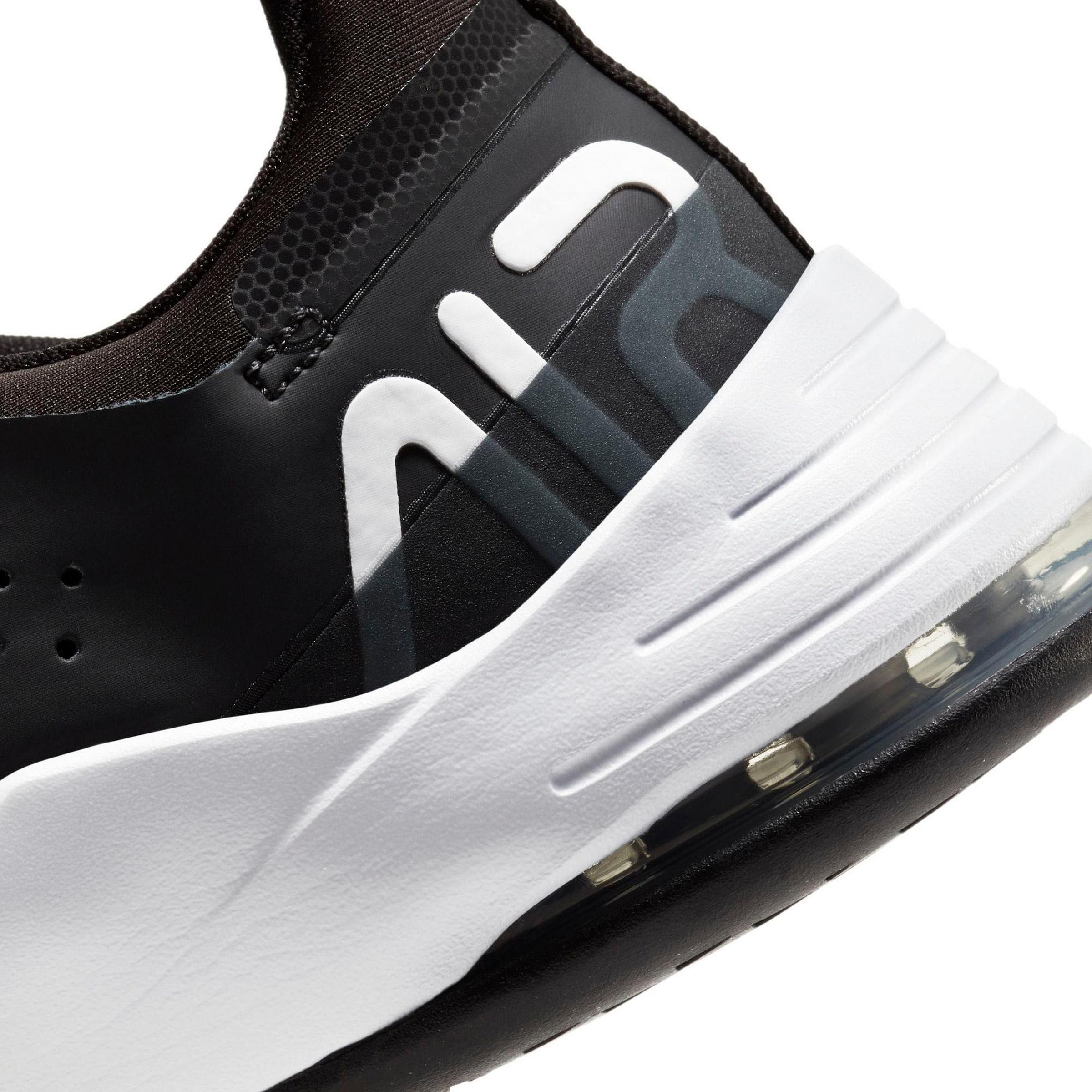 NIKE Sportcipő 'AIR MAX BELLA TR 3' fekete / fehér színben