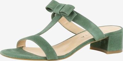 EVITA Sandalette 'Daria' in oliv, Produktansicht