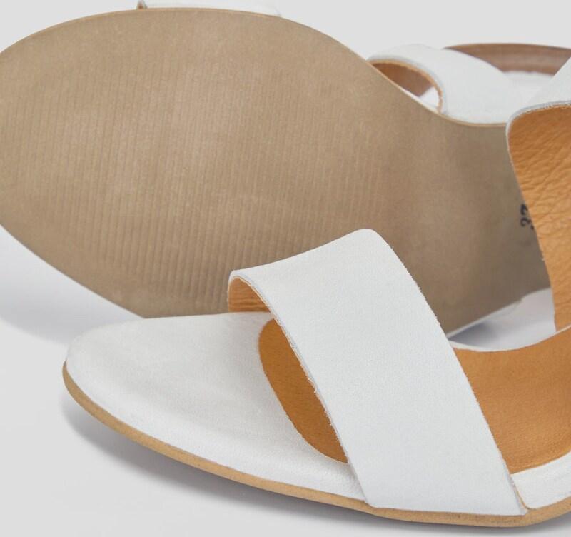 Haltbare Mode billige Schuhe Bianco   Kreuz Sandalen Schuhe Gut getragene Schuhe