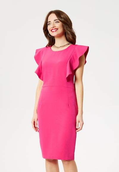 faina Kleid in pink: Frontalansicht