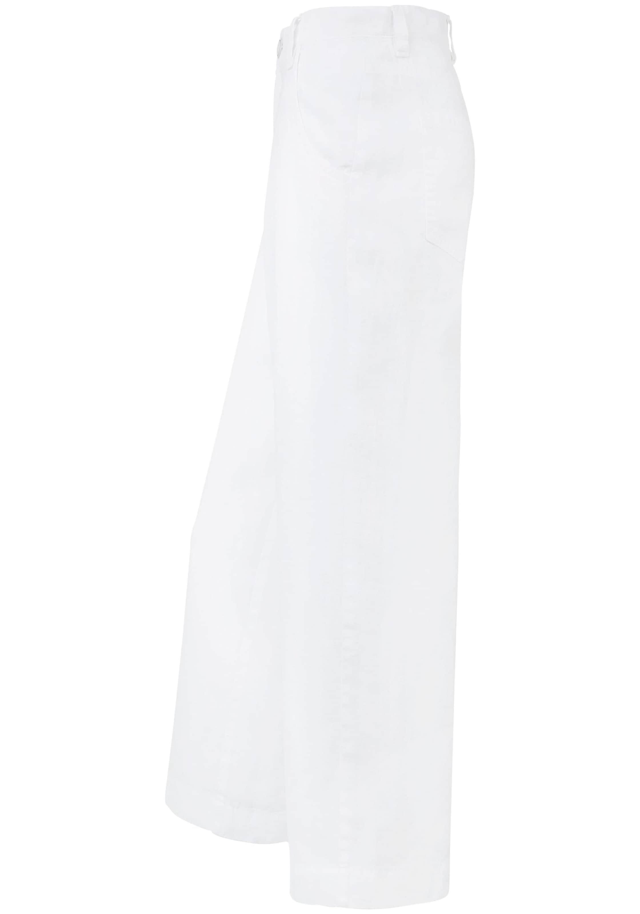 Peter Hahn Culotte 'Cornelia' in weiß