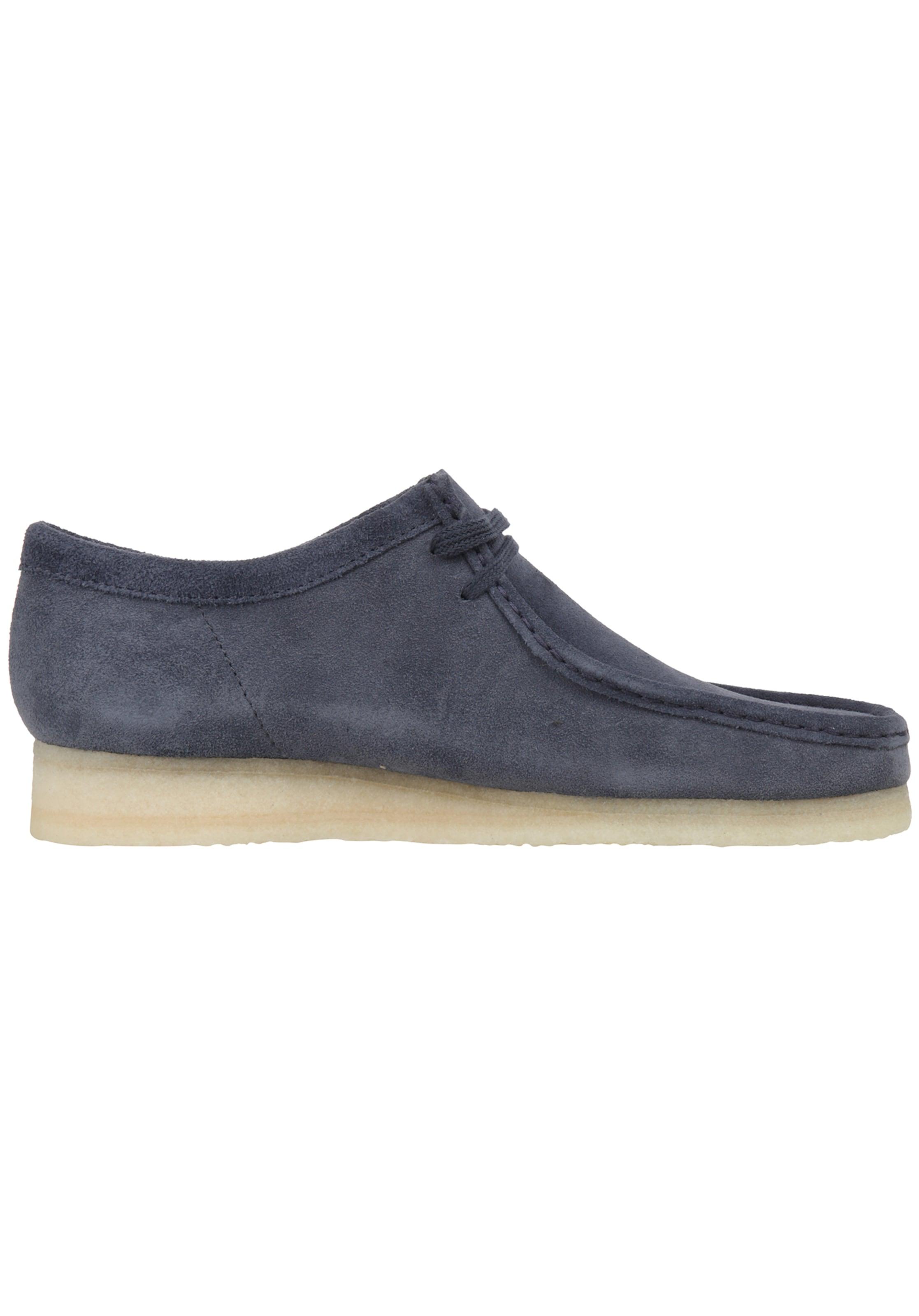 'wallabee' Marine Schuhe Clarks Originals In qUjzVSpGLM
