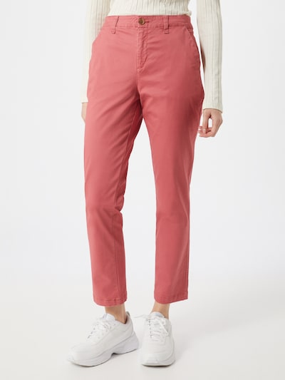 GAP Chino 'GIRLFRIEND' in de kleur Pink, Modelweergave
