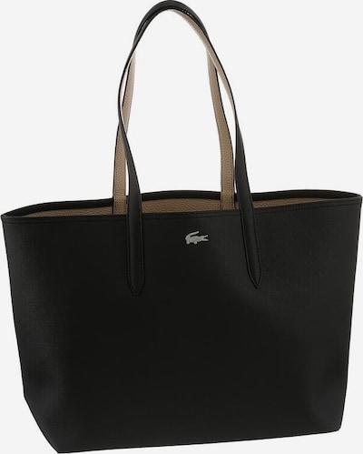 LACOSTE Shopper 'ANNA' in schwarz, Produktansicht