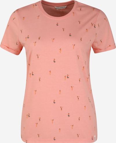 Tricou funcțional 'Peyton' BRUNOTTI pe roz / negru, Vizualizare produs