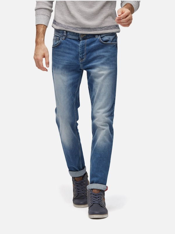 TOM TAILOR Denim Josh Regular Slim Jeans
