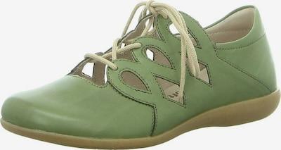 REMONTE Schnürschuhe in grasgrün, Produktansicht