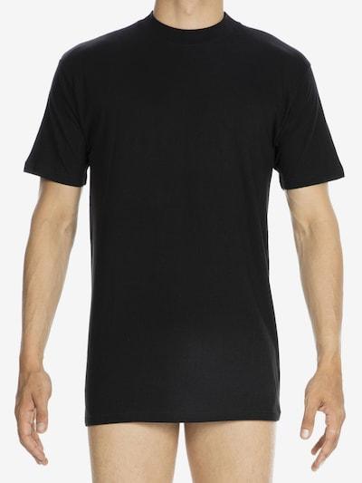 HOM Shirt 'Harro New' in schwarz, Modelansicht