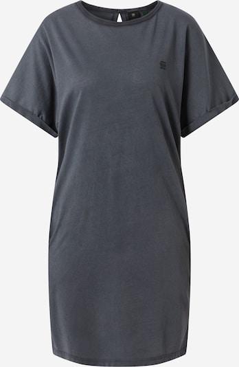G-Star RAW Šaty 'Joosa' - čierna: Pohľad spredu