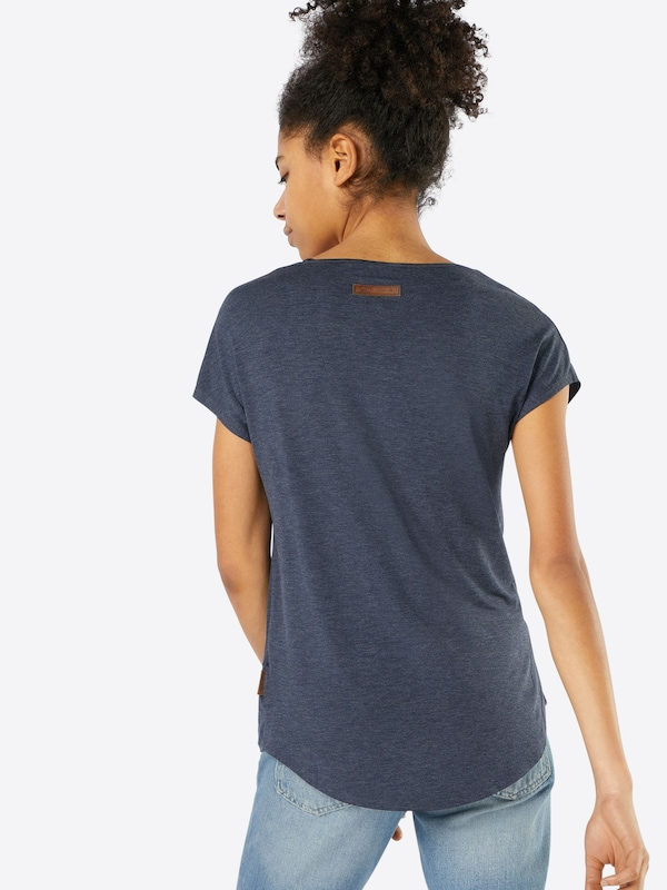 naketano Shirt 'Falscher Smiley'