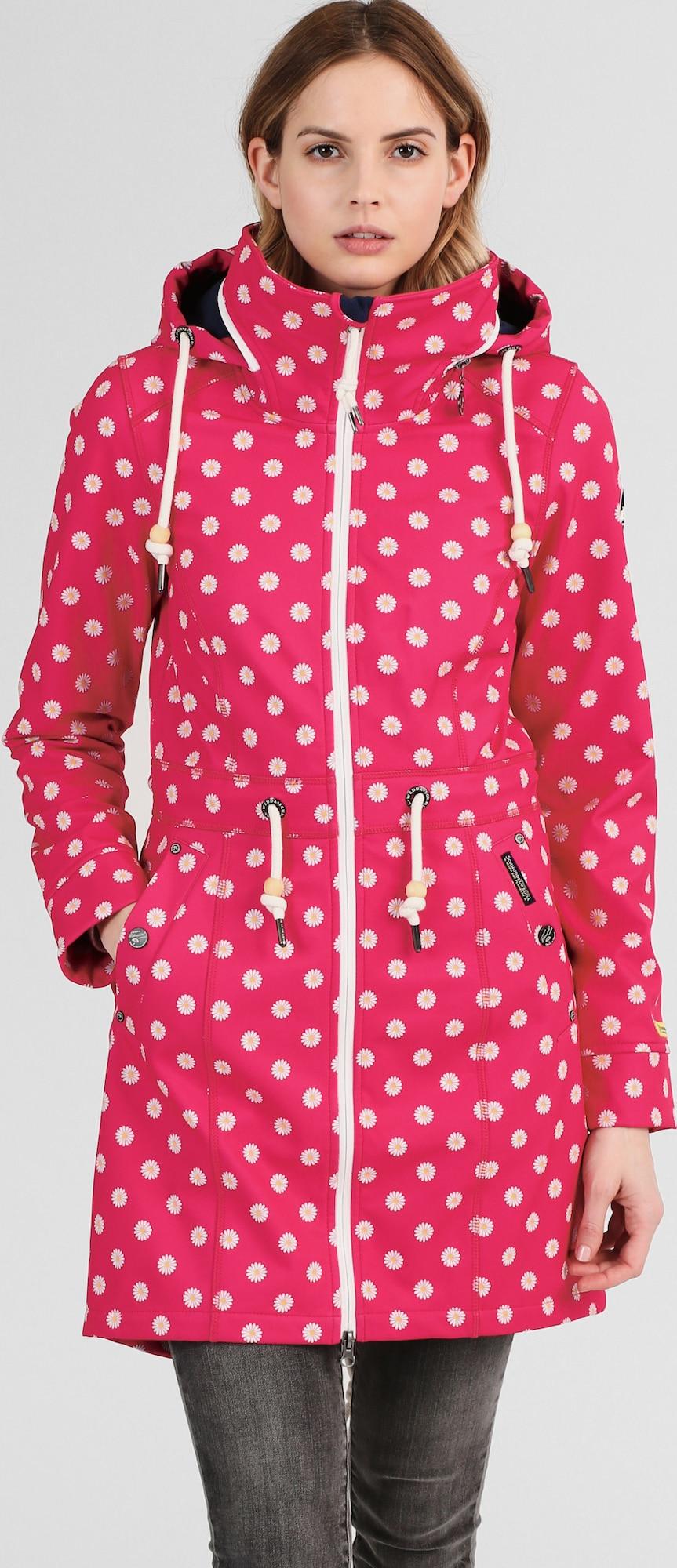 schmuddelwedda schmuddelwedda damen parka in pink about you. Black Bedroom Furniture Sets. Home Design Ideas