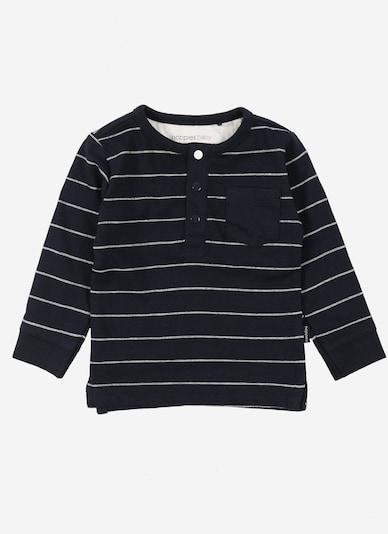 Noppies Shirt ' Applewood' in dunkelblau / weiß, Produktansicht