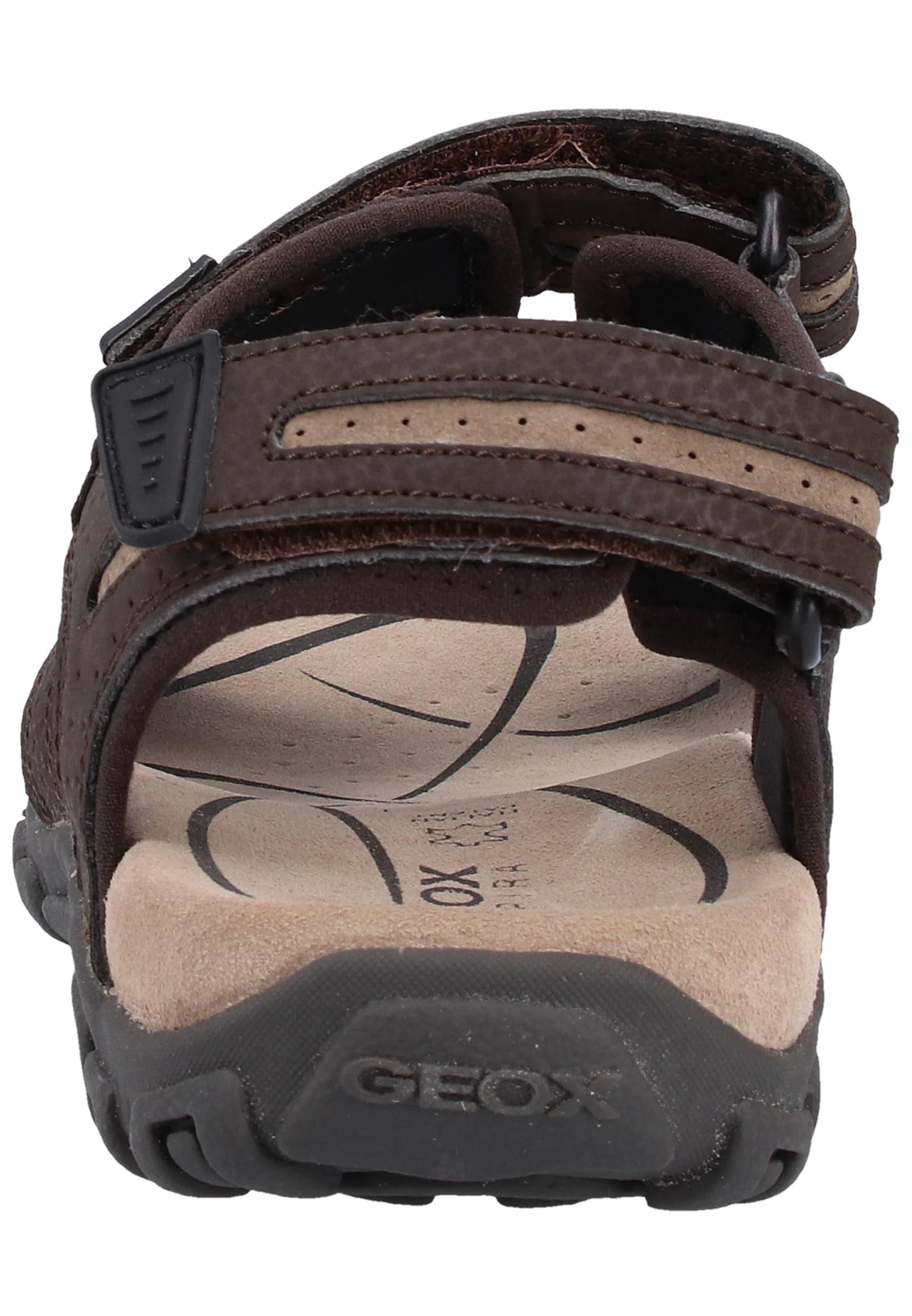 Kastanienbraun Sandale In In Geox Sandale Geox dCBeorx