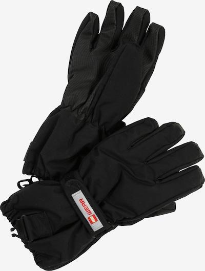 LEGO WEAR Handschuhe 'ALFRED 703' in schwarz, Produktansicht