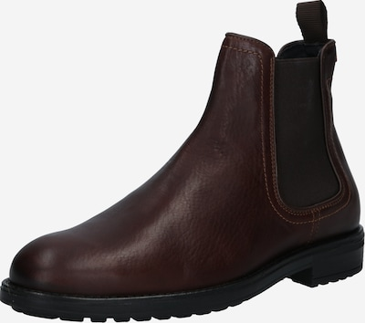 BULLBOXER Chelsea Boots in dunkelbraun, Produktansicht