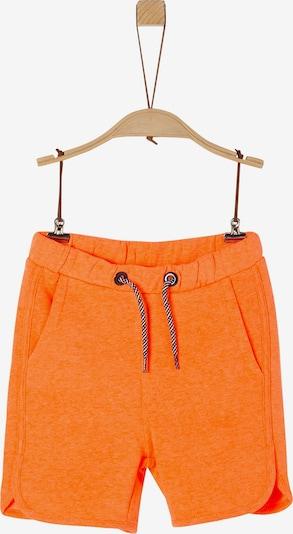 s.Oliver Hose in orange, Produktansicht