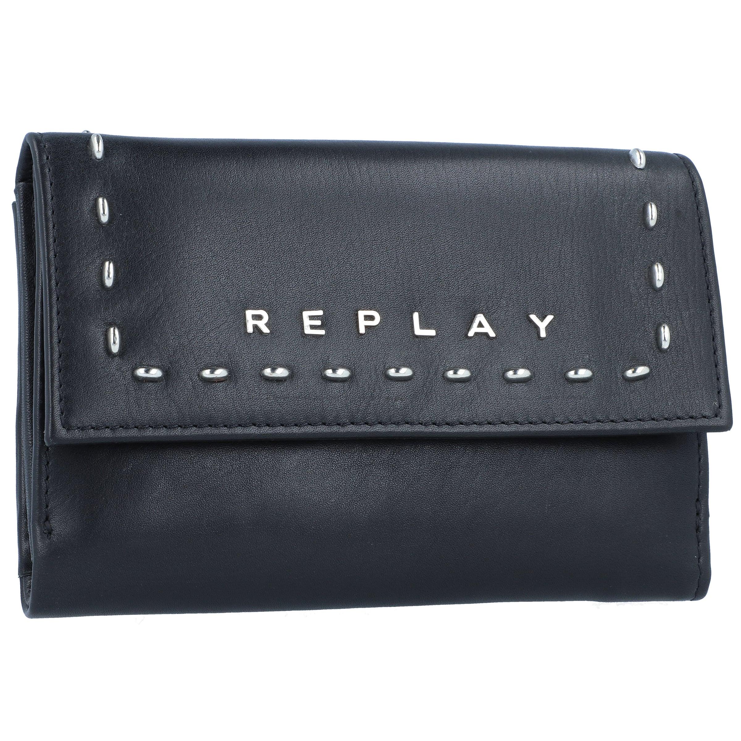 En Porte Porte En Replay monnaies Noir Replay Noir Replay Porte monnaies 0wPnkO